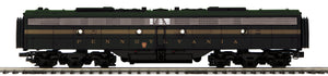 "MTH 20-21052-3 - E-8 B-Unit Diesel ""Pennsylvania"" (Non-Powered)"