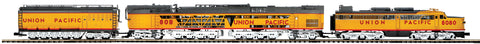 "MTH 20-21055-1 - Coal Turbine Locomotive ""Union Pacific"" w/ PS3 #8080"