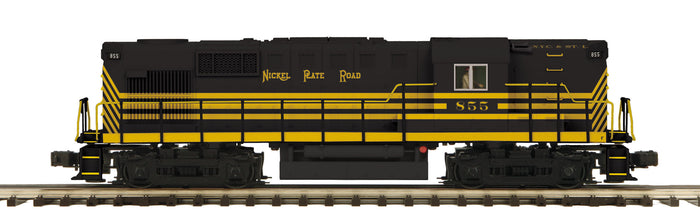 "MTH 20-21066-1 - RS-11 High Hood Diesel Engine ""Nickel Plate Road"" w/ PS3"