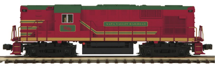 "MTH 20-21068-1 - RS-11 High Hood Diesel Engine ""Napa Valley Wine Train"" w/ PS3"