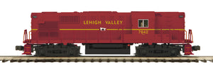 "MTH 20-21069-1 - RS-11 High Hood Diesel Engine ""Lehigh Valley"" #7642 w/ PS3"