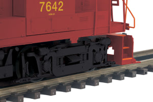 "MTH 20-21069-1 - RS-11 High Hood Diesel Engine ""Lehigh Valley"" w/ PS3"