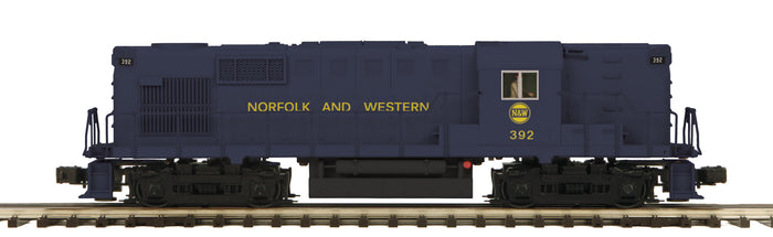 "MTH 20-21074-1 - RS-11 High Hood Diesel Engine ""Norfolk & Western"" w/ PS3"