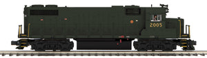 "MTH 20-21077-1 - GP38-2 Diesel Engine ""Pennsylvania Reading Seashore Lines"" #2005 w/ PS3 (Hi-Rail Wheels)"