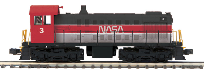 "MTH 20-21086-1 - Alco S-2 Switcher Diesel Engine ""NASA"" #3 w/ PS3"