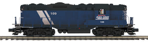 "MTH 20-21103-1 - GP-9 Diesel Engine ""Montana Rail Link"" w/ PS3"