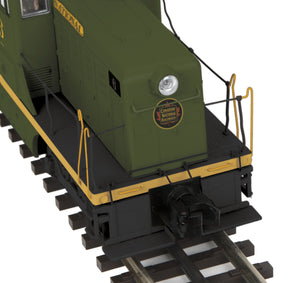"MTH 20-21110-1 - G.E. 44 Ton Phase 1c Diesel Engine ""Canadian National"" #6 w/ PS3 (Hi-Rail Wheels)"
