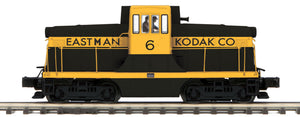 "MTH 20-21112-1 - G.E. 44 Ton Phase 3 Diesel Engine ""Eastman Kodak"" w/ PS3 (Hi-Rail Wheels)"