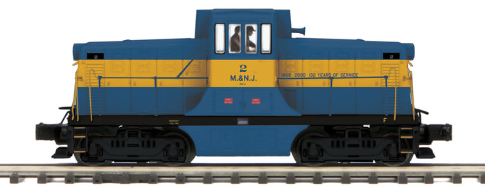 "MTH 20-21115-1 - G.E. 44 Ton Phase 3 Diesel Engine ""Middletown & New Jersey"" #2 w/ PS3 (Hi-Rail Wheels)"