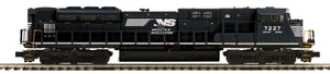 "MTH 20-21129-1 - SD-80MAC Diesel Engine ""Norfolk Southern"" #7227 w/ PS3"