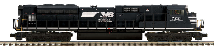 "MTH 20-21130-1 - SD-80MAC Diesel Engine ""Norfolk Southern"" #7221 w/ PS3"