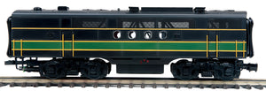 "MTH 20-21137-3 - FT B-Unit Diesel ""Reading"" #256B (Non-Powered)"