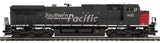 "MTH 20-21146-1 - Dash-9 Diesel Engine ""Southern Pacific"" w/ PS3 (Hi-Rail Wheels)"