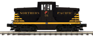 MTH 20-21389-1 Northern Pacific G.E. 44 Ton Phase 3 Diesel Engine w/Proto-Sound 3.0 (Hi-Rail Wheels)