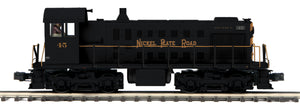 "MTH 20-21400-1 - Alco S-2 Switcher Diesel Engine ""Nickel Plate Road"" w/ PS3"