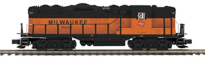 MTH 20-21409-1 Milwaukee Road GP-7 Diesel Engine With Proto-Sound 3.0