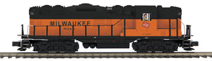 MTH 20-21410-1 Milwaukee Road GP-7 Diesel Engine With Proto-Sound 3.0