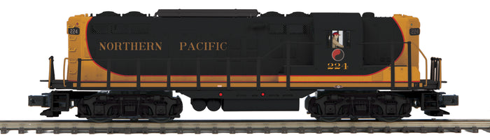 MTH 20-21414-1 Northern Pacific GP-7 Diesel Engine With Proto-Sound 3.0