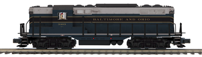 MTH 20-21415-1 Baltimore & Ohio GP-7 Diesel Engine With Proto-Sound 3.0