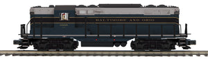 MTH 20-21416-1 Baltimore & Ohio GP-7 Diesel Engine With Proto-Sound 3.0