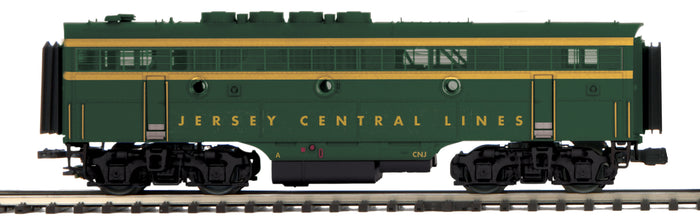 MTH 20-21453-3 Jersey Central #A F-3 B-Unit Diesel (Non-Powered)
