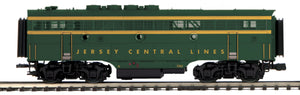 MTH 20-21454-3 Jersey Central F-3 B-Unit Diesel (Non-Powered)
