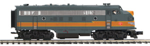 MTH 20-21455-1 Milwaukee Road F-3 A Unit Diesel Engine w/Proto-Sound 3.0 (Hi-Rail Wheels)