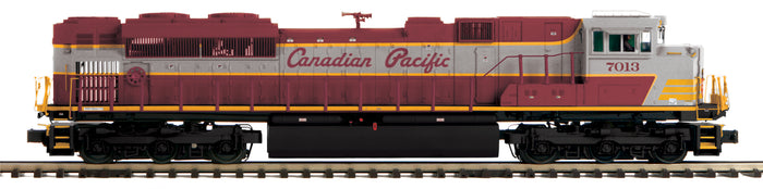 MTH 20-21502-1 Canadian Pacific SD70ACe Diesel Engine w/Proto-Sound 3.0 (Hi-Rail Wheels)