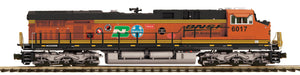 "MTH 22-21506-2 - ES44AC Diesel Engine ""BNSF 25th Anniversary"" #6017 w/ PS3 (Scale Wheels)"