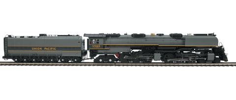 MTH 20-3481-1 Premier 4-6-6-4 Challenger Steam Engine w/Proto-Sound 3.0 (Hi-rail Wheels)