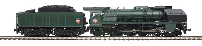 MTH 20-3487-1 Argentan 141P Mikado Steam Engine w/Proto-Sound 3.0 (Hi-Rail Wheels)