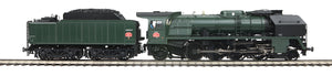 MTH 20-3487-2 Argentan 141P Mikado Steam Engine w/Proto-Sound 3.0 (Scale Wheels)