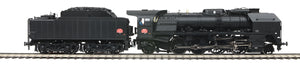 MTH 20-3488-2 Chaumont 141P Mikado Steam Engine w/Proto-Sound 3.0 (Scale Wheels)