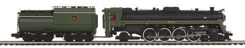 MTH 20-3497-1 Canadian National 4-8-2 U1F Mountain Steam Engine w/Proto-Sound 3.0
