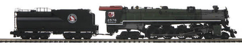MTH 20-3500-1E Great Northern (#2581) 4-8-4 S2 Steam Locomotive