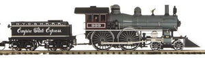 "MTH 20-3593-1E - 4-4-0 Empire State Express Steamer ""New York Central"" w/ PS3 (Engine Only)"