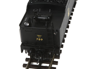 MTH 20-3661-1 Jersey Central 4-6-0 Camelback Steam Engine w/Proto-Sound 3.0 (Hi-Rail Wheels)