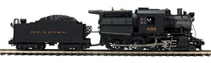 MTH 20-3664-1 Reading 4-6-0 Camelback Steam Engine w/Proto-Sound 3.0 (Hi-Rail Wheels)