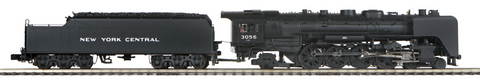 "MTH 20-3692-1 - 4-8-2 L-3c Mohawk Steam Engine ""New York Central"" w/ PS3 (Hi-Rail Wheels)"