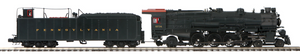 "MTH 20-3697-1 - 4-8-2 M-1b Mountain Steam Engine ""Pennsylvania"" w/ PS3 (Hi-Rail Wheels)"