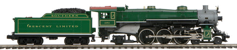 "MTH 20-3735-1 - 4-6-2 Ps-4 Steam Engine ""Southern"" w/ PS3"
