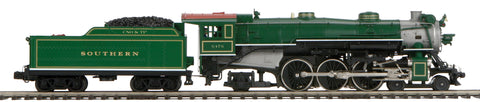 "MTH 20-3736-1 - 4-6-2 Ps-4 Steam Engine ""Southern"" w/ PS3"