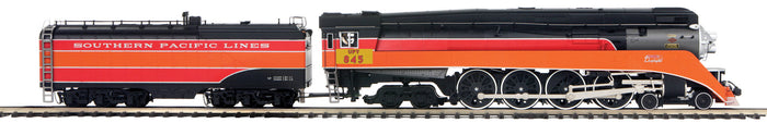 "MTH 20-3753-1 - 4-8-4 GS-4 Steam Engine ""Southern Pacific"" #845 w/ PS3 (Hi-Rail Wheels)"