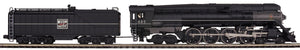 "MTH 20-3757-1 - 4-8-4 GS-6 Steam Engine ""Western Pacific"" #485 w/ PS3 (Hi-Rail Wheels)"
