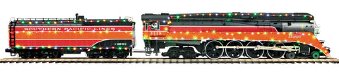 "MTH 20-3758-1 - 4-8-4 GS-4 Steam Engine ""Southern Pacific"" w/ PS3 & LED Lights (Hi-Rail Wheels)"