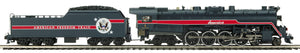 "MTH 20-3792-1 - 4-8-4 T-1 Steam Locomotive ""American Freedom"" w/ PS3 (Hi-Rail Wheels)"