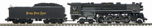 MTH 20-3797-1 Nickel Plate Road 2-8-4 Berkshire Steam Engine w/Proto-Sound 3.0 (Hi-Rail Wheels)