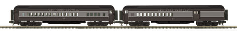 "MTH 20-40054 - 70' Madison Comb/Din Passenger Set ""New York Central"" (2-Car)"