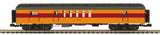MTH 20-40077 Milwaukee Road 70' Madison RPO Passenger Car