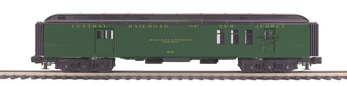 "MTH 20-42029 - 70' Madison RPO Passenger Car ""Jersey Central"""